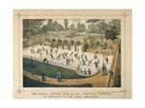 Granville Gardens, Kent Giclee Print
