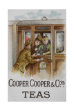 Cooper Cooper and Co's Tea Giclee Print