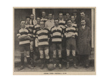 Epsom Town Football Club. Team Photograph Giclee Print