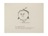 Yonghy-Bonghy-Bo From a Collection Of Poems and Songs by Edward Lear Giclee Print by Edward Lear