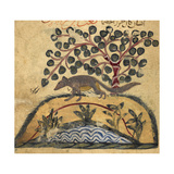 Weasel Giclee Print by Aristotle ibn Bakhtishu