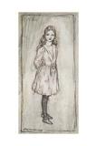 Alice Giclee Print by Arthur Rackham