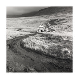 Mediaeval Packhorse Bridge, Pont Seethin, Wales 1989 From Our Forbidden Land Series Giclee Print by Fay Godwin