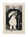 Baron Verdigris Giclee Print by Aubrey Beardsley