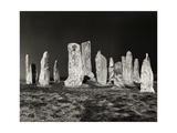Black Sky at Callanish 1980 Giclee Print