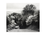 Disserth Church Drovers Roads, Wales Giclee Print by Fay Godwin
