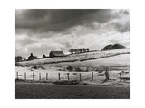 Roman Camp, Trawsfynydd 1 1989 Drovers Roads, Wales Giclee Print by Fay Godwin