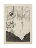 The Dream Giclee Print by Aubrey Beardsley