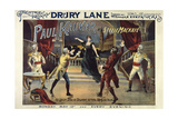 Theatre Royal Giclee Print by Henry Evanion