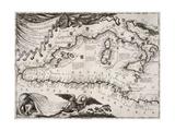 Mediterranean Area Giclee Print