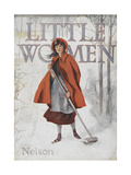 Little Women Giclee Print by Norman Little