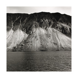 Wastwater Screes, 1981 From Cumbria Presences Series Giclee Print by Fay Godwin