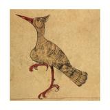 Hoopoe Giclee Print by Aristotle ibn Bakhtishu
