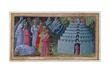 Virgil Introducing Dante To the Poets Of Antiquity Giclee Print by Dante Alighieri
