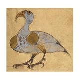 Swan-Phoenix Giclee Print by Aristotle ibn Bakhtishu