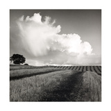 Large White Cloud Near Bilsington, Kent, 1981. Giclee Print by Fay Godwin