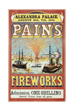 Pain's Fireworks Giclee Print