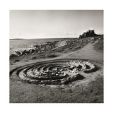 Troytown Maze, St Anges 1977 From Scilly Isles Series Giclee Print by Fay Godwin
