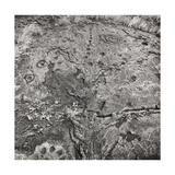 Petroglyphs. Volcanoes National Park, Hawaii 1988 Giclee Print by Fay Godwin