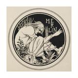 Merlin Giclee Print