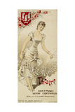 A Gaiety Girl Giclee Print