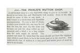 Recipe For an Invalid's Mutton Chop Giclee Print by Isabella Beeton