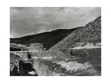 Slate Quarries 2, Tanygrisian 1985 Drovers Roads, Wales Giclee Print by Fay Godwin