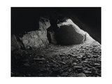 Roman Goldmine, Dolocauthi 1973 Drovers Roads, Wales Giclee Print by Fay Godwin