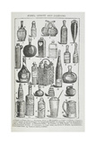 Wines, Spirits and Liqueurs Giclee Print by Isabella Beeton