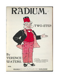 Radium Two-Step Giclee Print by Terence Waters
