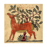 Horse Giclee Print by Aristotle ibn Bakhtishu
