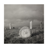 Stones Of Stennes, Orkney 1979 Giclee Print