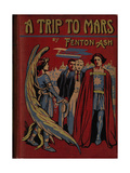 A Trip To Mars Giclee Print by Fenton Ash