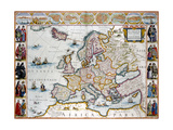 Europe Giclee Print
