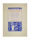 The Great God Pan Giclee Print by Aubrey Beardsley