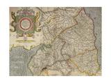 Northumbria Giclee Print by Geradus Mercator