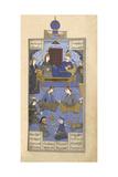 Bahram Gur Giclee Print
