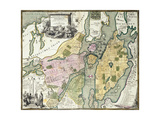 Stockholm Giclee Print by Johann Homann