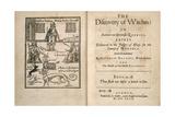 Matthew Hopkins Giclee Print