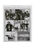 Titanic Survivors Giclee Print