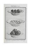 Assorted Vegetables Including Artichokes and Spinach. Giclee Print by Isabella Beeton