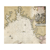 Norway Giclee Print by J. van Keulen