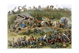 Triumphal March Of the Elf-King Giclee Print