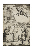 Images Of Witchcraft and Demonology Giclee Print by Richard Bovet
