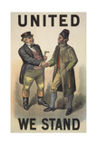 United We Stand' Giclee Print