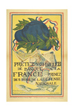 Pay Your Bills For the Defence Of France Giclee Print