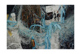 Fishing Nets Tangled Together Giclee Print by Fay Godwin