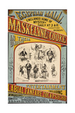 Maskelyne and Cooke's Entertainment at the Egyptian Hall in 1879. England's Home Of Mystery Giclee Print by Henry Evanion