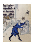 Book Of Hours Giclee Print