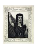 Frankenstein's Monster Giclee Print